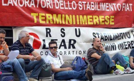 Gli operai FIAT terminano la protesta in attesa dei due incontri di oggi e lunedì 10 novembre
