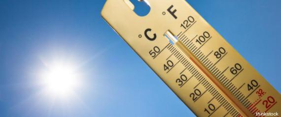 È in arrivo il caldo rovente: picchi fino a 38 gradi