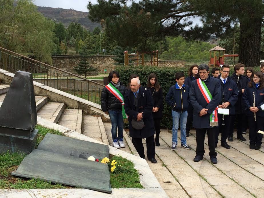 Geraci Siculo, celebrata la giornata dell'Unità d'Italia e delle forze armate