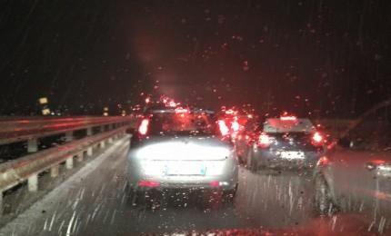 Traffico in tilt sulla A19 e sulla A20