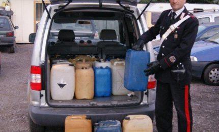 Arrestato mentre tentava di rubare gasolio a Cefalù