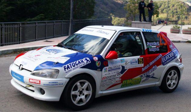 1° RallyDay Monti Nebrodi: beffato nel finale il favorito Totò Riolo