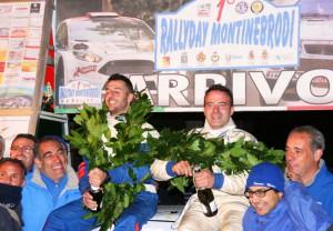 Segreto-Longo (Peugeot 106 Gti 16v) - podium