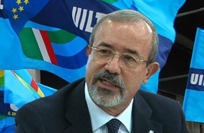 Intervista al nuovo segretario generale Uil Carmelo Barbagallo