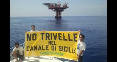 Il No alle trivellazioni nel canale di Sicilia anche da Forza Italia Giovani