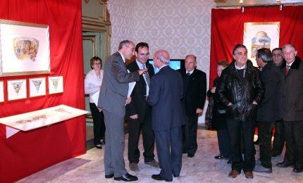 Gangi, inediti del maestro Giambecchina esposti a Palazzo Bongiorno