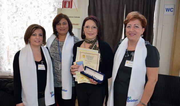 Termini Imerese: primo premio per la poetessa Rosaria Lo Bono
