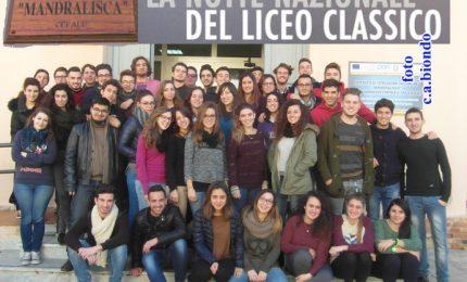 Il liceo Mandralisca partecipa alla Notte Nazionale del Liceo Classico
