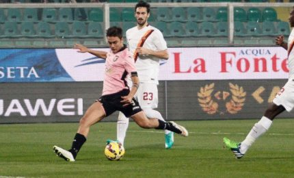 E' 1 a 1 al Barbera tra Palermo e Roma