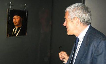 L'assessore regionale Purpura al museo Mandralisca