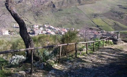 A Petralia Soprana il via dei lavori per il consolidamento della frazione di Raffo
