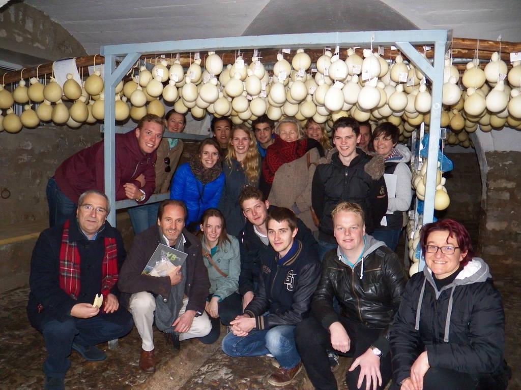 Gal Madonie. Enogastronomia ed education tour per 13 studenti olandesi