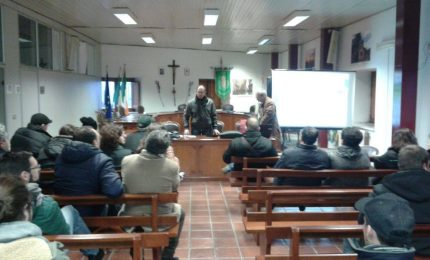 San Mauro Castelverde, seminario sulle possibilità di lavoro