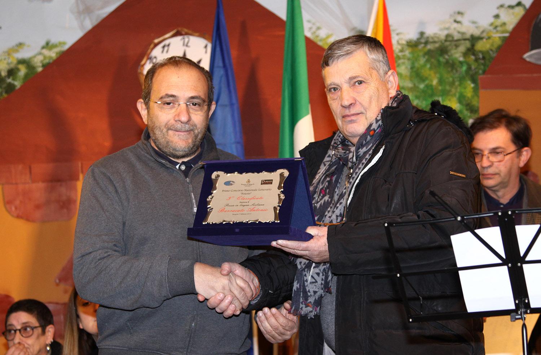 """Premio per Antonio Barracato al concorso nazionale """"Poiesis"""""""