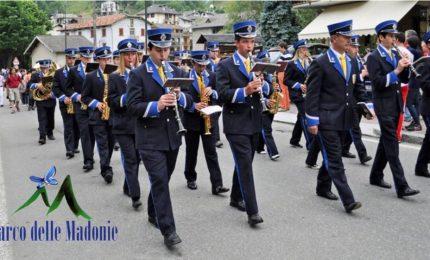 Nasce la banda musicale del Parco delle Madonie