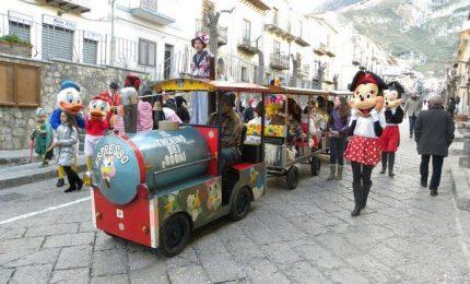 Carnevale a Collesano: oggi sfilate e gara di liscio