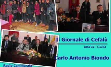 Giornale di Cefalù: Frank Di Maio, il Pubblico Ministero del Mandralisca