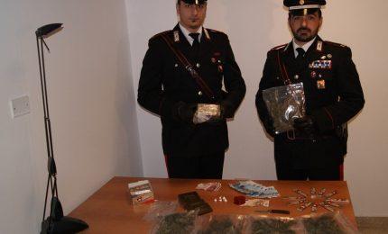 """""""supermarket della droga"""" in città, diversi arresti per spaccio"""