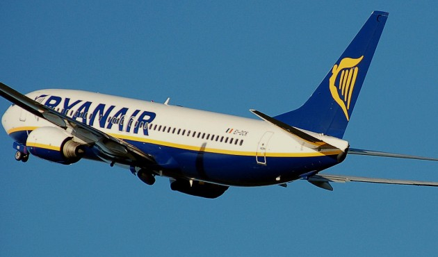 Le nuove rotte Ryanair