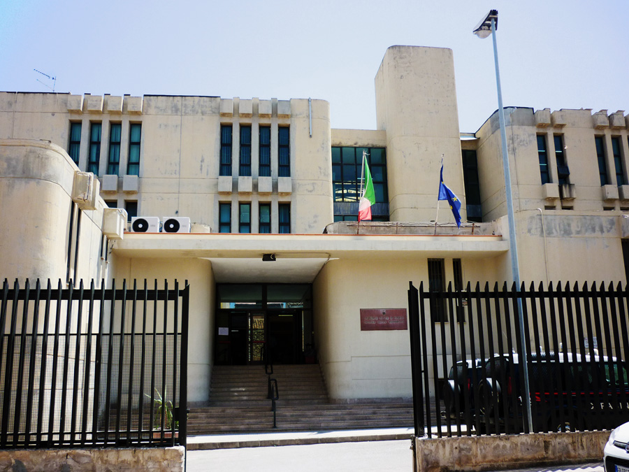 Tribunale di Termini Imerese: topi nell'ufficio notifiche esecuzioni protesti