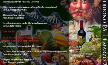 A Castelbuono attività di divulgazione sull'influenza di una sana alimentazione per la prevenzione della malattia oncologica