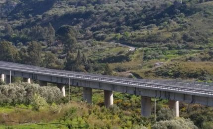 Mentre tutto tace per il viadotto Himera, Anas avvia il monitoraggio del ponti