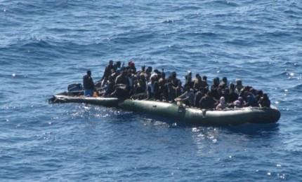 1000 migranti sbarcati al porto di Palermo
