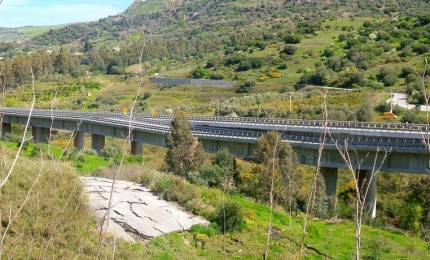Viadotto Himera: i numeri e il video della demolizione