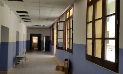 Termini Imerese: interventi di manutenzione nelle scuole