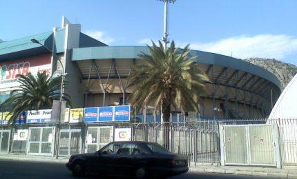 Predisposizione dei controlli allo stadio in vista del derby Palermo Messina