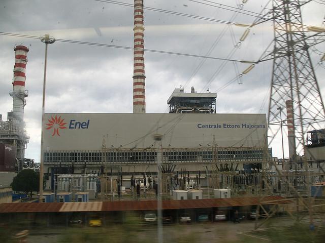 Anche dal M5s il No alla riconversione centrale Enel di Termini Imerese