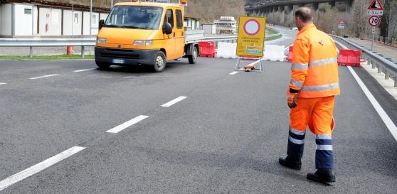 A19 da lunedì lavori allo svincolo di Resuttano, possibili disagi alla circolazione