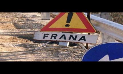 Pollina, strada intercomunale chiusa per frana