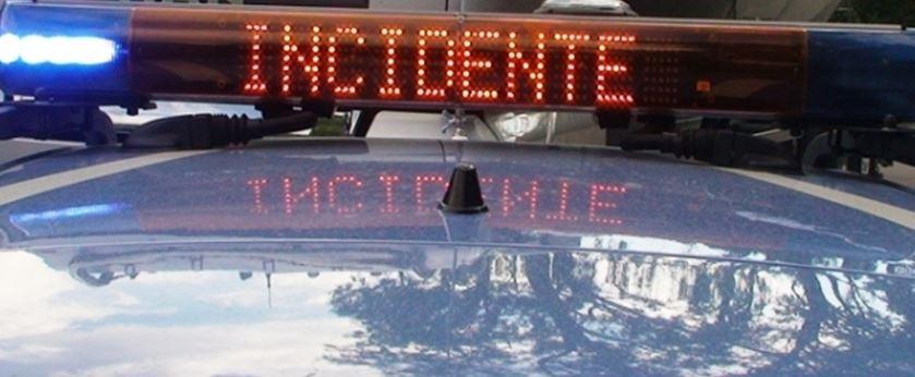Incidente sulla Palermo-Catania, coinvolti un'auto e un trattore