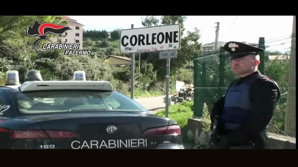 Nuovo colpo dei Carabinieri alla mafia di Corleone