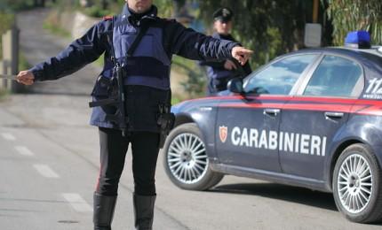 Sfugge al controllo dei Carabinieri, nei guai un giovane di Castellana