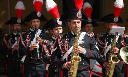 Fanfara dei Carabinieri in concerto