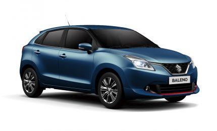 Nuova Suzuki BALENO Web S Edition