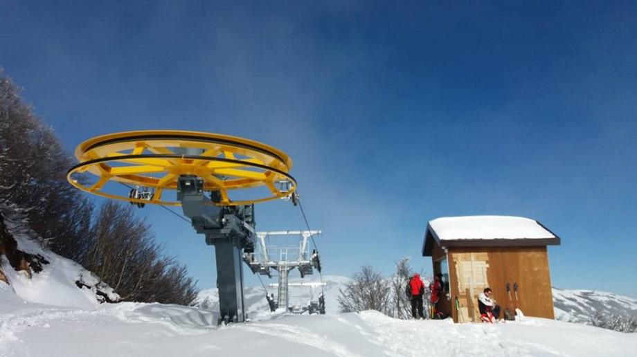 Arriva la neve, riaprono gli impianti sciistici di Piano Battaglia