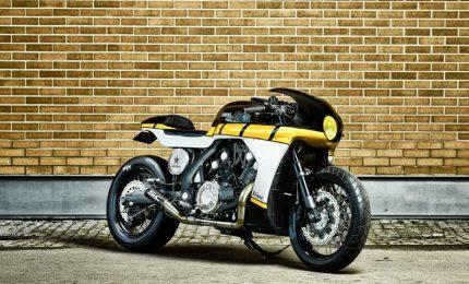 Nuova Yamaha Yard Built Vmax 'CS_07 Gasoline'