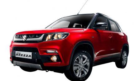 Nuova Suzuki Vitara Breza