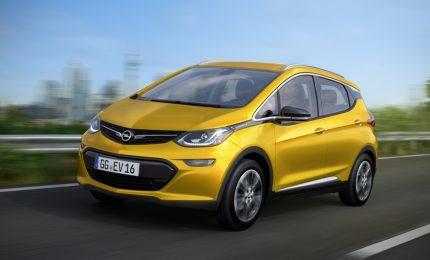 Opel pronta al lancio della Ampera-e