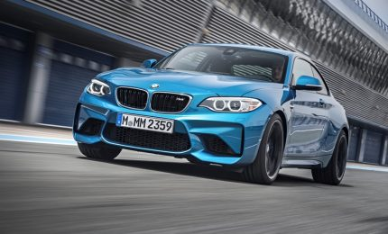 Nuova BMW M2 Coupé
