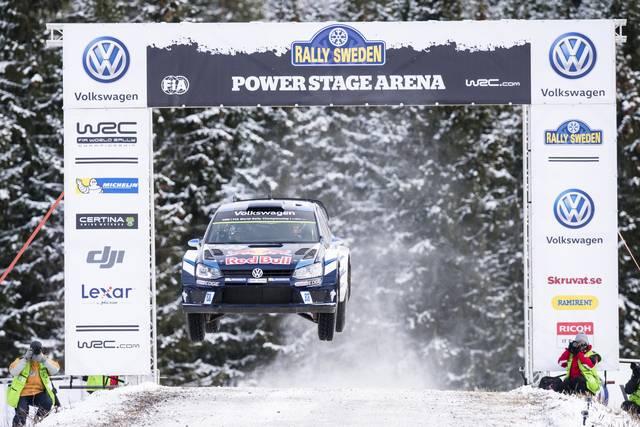 Rally di Svezia 2016 (VIDEO)