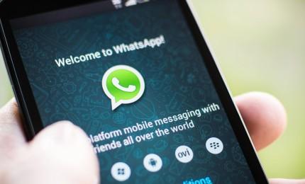 WhatsApp, ecco il nuovo aggiornamento per i messaggi vocali