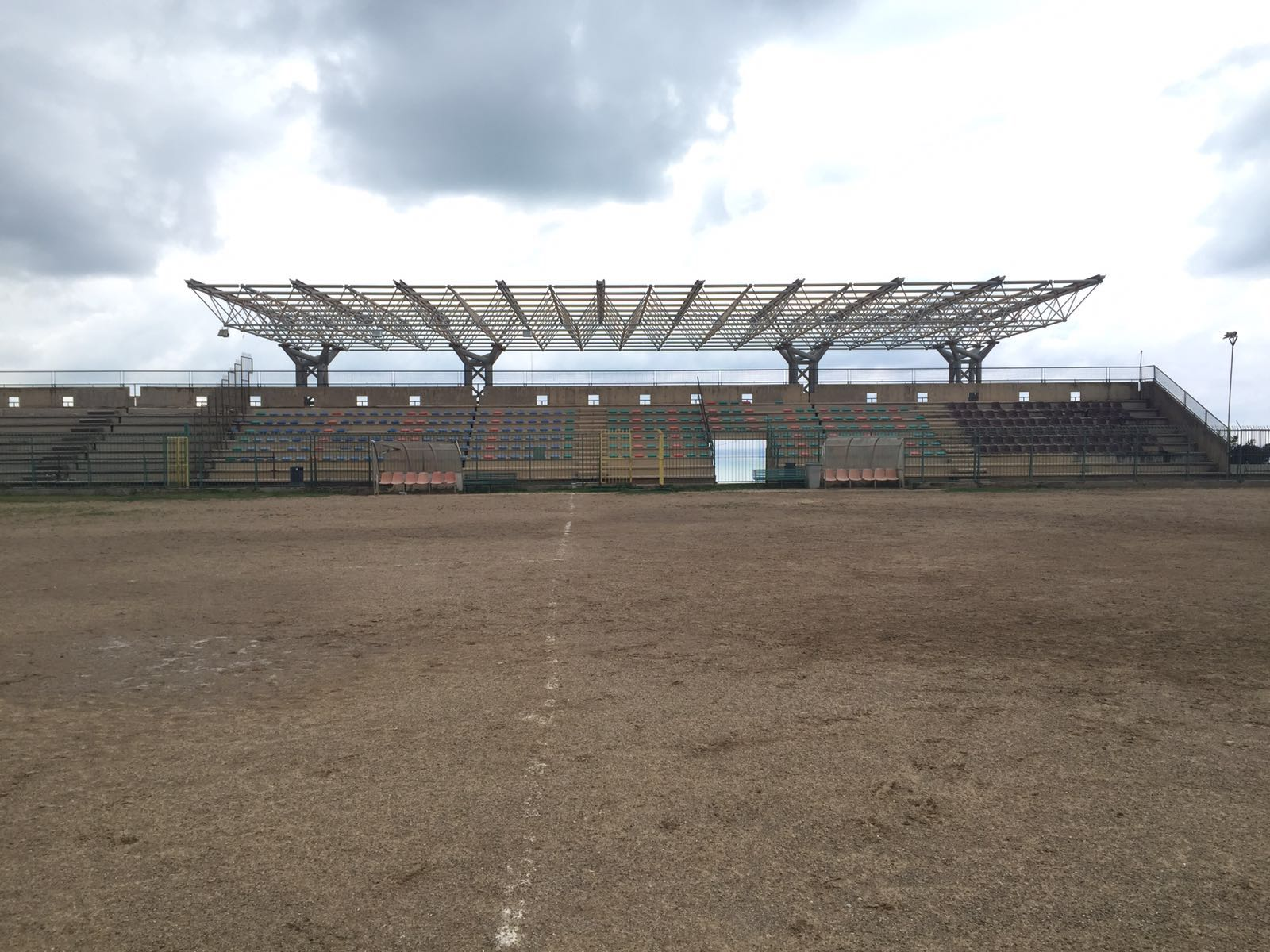 Grana stadio Cephaledium, niente nulla osta per il Santa Barbara