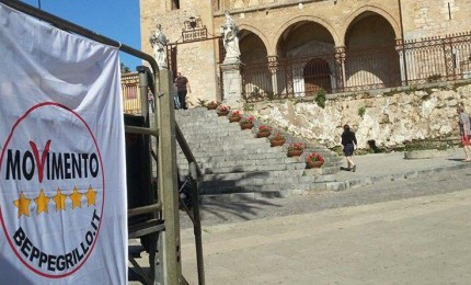 Elezioni regionali, Cancelleri fa tappa a Cefalù