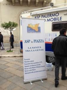 """Afflusso record per """"Asp in piazza"""""""