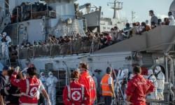 sbarchi di migranti