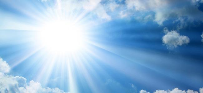 Caldo anomalo al sud nel week end, previsti fino a 25 gradi